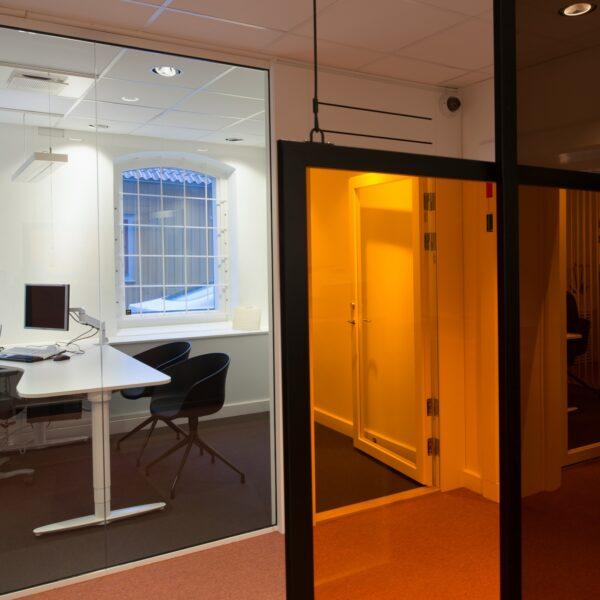 Nytt bankkontor i Mariefred