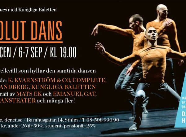 Absolut Dans, Dansens Hus