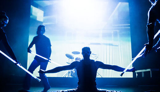 Cirque Arté Diem: Moving Body Art – Nordic Tour 2015