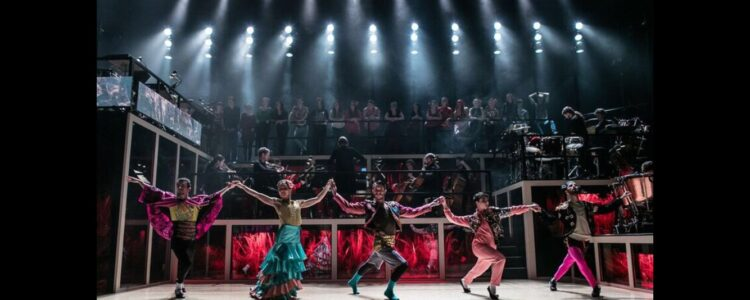 Carmen moves – Folkoperan